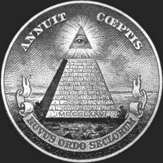 logo van de illuminati - het oog van horus