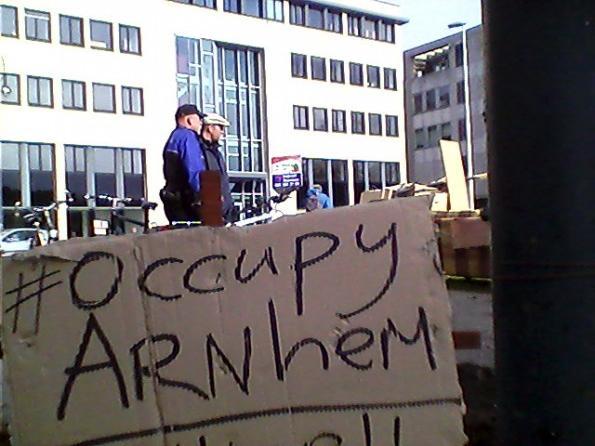 occupy Arnhem