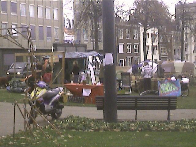 occupy Arnhem 04-11-2011