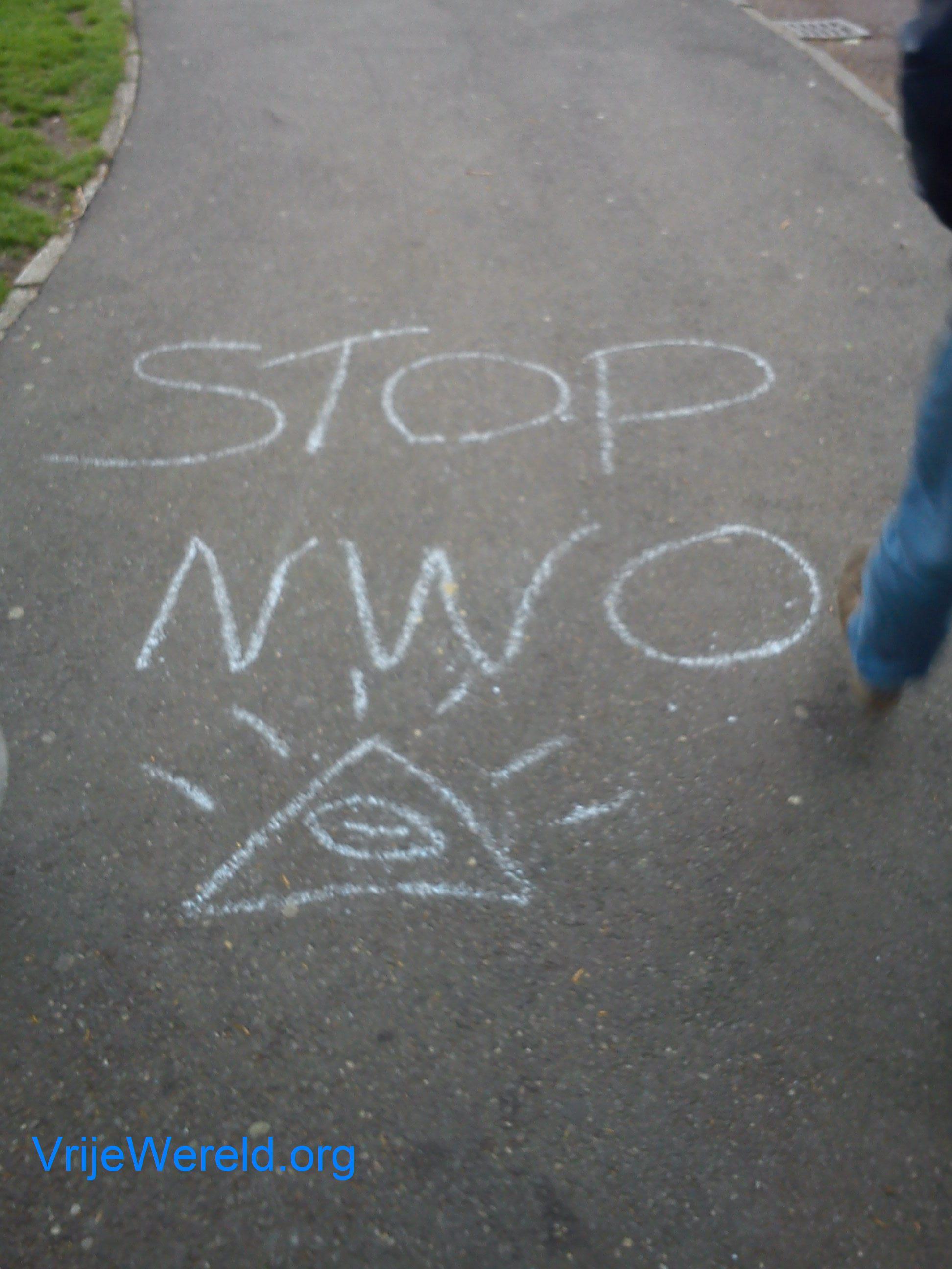 stop de NWO