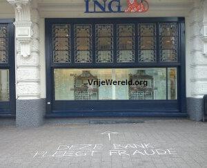 ING pleegt fraude
