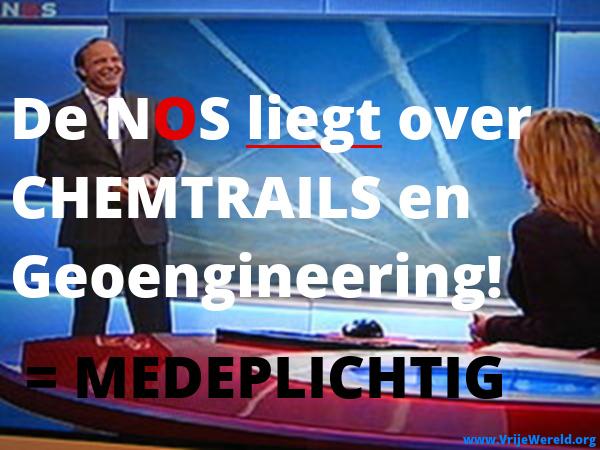 nos liegt over chemtrails in weerberichten