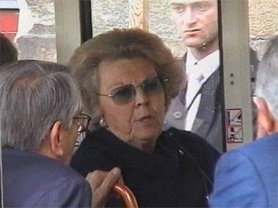 Beatrix bilderberg meeting